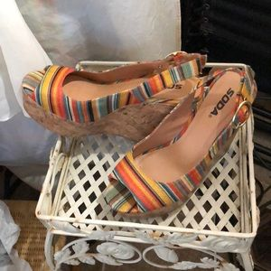 Women's shoes by SODA